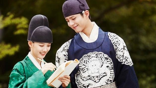 Phim của Kim Yoo Jung và Ahn Hyo Seop là siêu phẩm cổ trang 2021-11