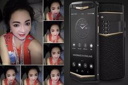 Ảnh xấu nhưng điện thoại bà Phương Hằng quá đẹp giá 120 triệu