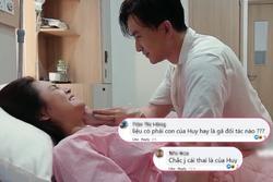 'Hương Vị Tình Thân' tập 39: Thy bất ngờ có thai dù cãi nhau suốt với chồng