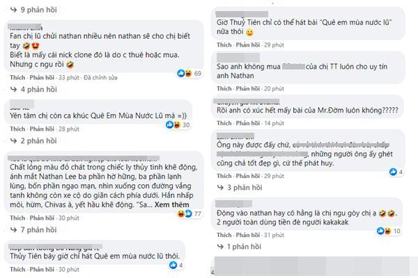 Netizen mách Thủy Tiên hát bài khác sau khi mất hit vào tay Nathan Lee-3