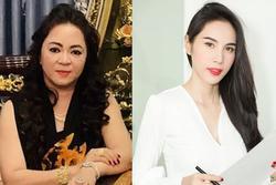 Thủy Tiên - Công Vinh xác nhận đã nộp đơn tố cáo bà Phương Hằng