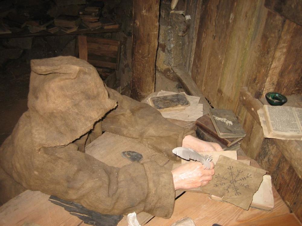 Bảo tàng phù thủy và ma thuật ở Iceland vừa tò mò vừa sợ hãi-2