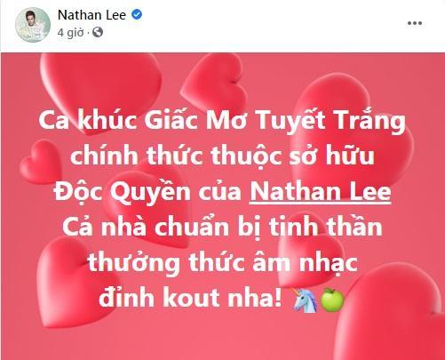 Người bán hit Thủy Tiên cho Nathan Lee chính là tình cũ nữ ca sĩ-2