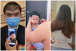 Loạt thảm họa cắt tóc tại nhà mùa dịch nhìn muốn 'gớt nước mắt'