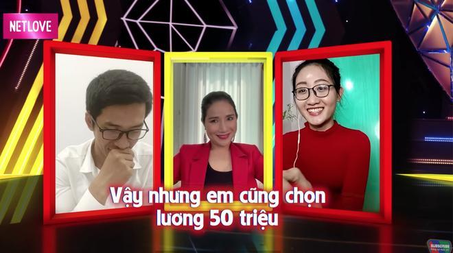 Cô gái lên sóng chọn chồng lương 50 triệu, nhác việc nhà, gia trưởng-2