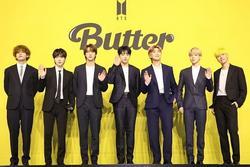 'Butter' của BTS được nghe nhiều nhất năm 2021 dù bị chê mất chất
