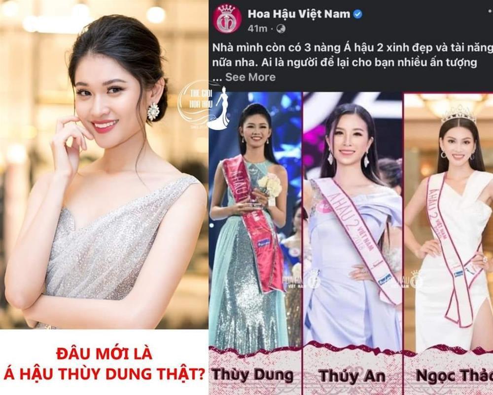 Fanpage Hoa hậu Việt Nam liên tục đăng tin sai sự thật-5