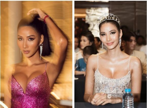Mùa Fashion Week năm ấy, Hoàng Thùy lộ hàng-1