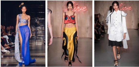 Mùa Fashion Week năm ấy, Hoàng Thùy lộ hàng-2