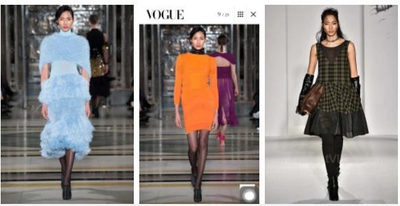 Mùa Fashion Week năm ấy, Hoàng Thùy lộ hàng-5