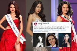 Fanpage Hoa hậu Việt Nam liên tục đăng tin sai sự thật