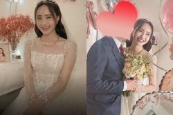 MC đình đám VTV tranh thủ lấy chồng khi Hà Nội nới lỏng giãn cách