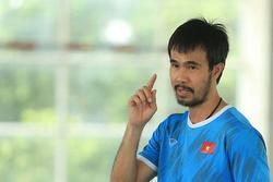 HLV trưởng đội tuyển Futsal Việt Nam nhiễm Covid-19