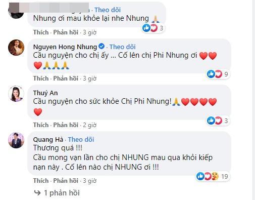 Sức khỏe Phi Nhung chuyển xấu, sao Việt đồng loạt cầu nguyện-5