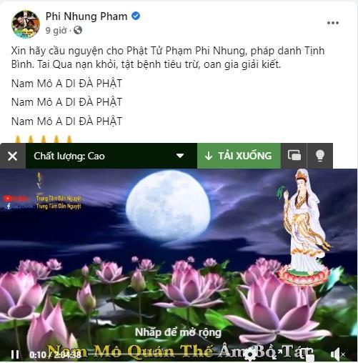 Sức khỏe Phi Nhung chuyển xấu, sao Việt đồng loạt cầu nguyện-6