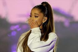 Ariana Grande bị dọa giết