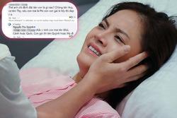 Thu Quỳnh tiết lộ tên con của Thy và Huy 'Hương Vị Tình Thân'