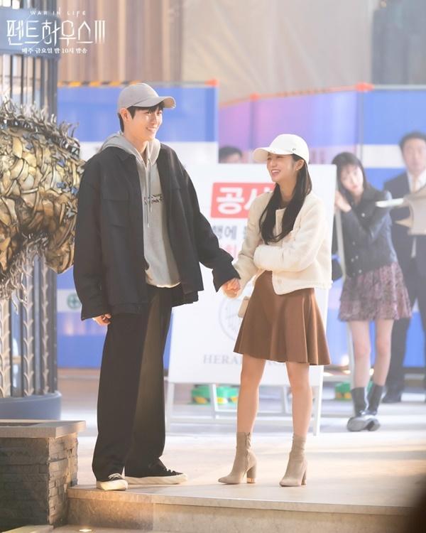 Penthouse: Eunbyul muốn giật bồ, còn Choi Ye Bin lại đẩy thuyền!-8