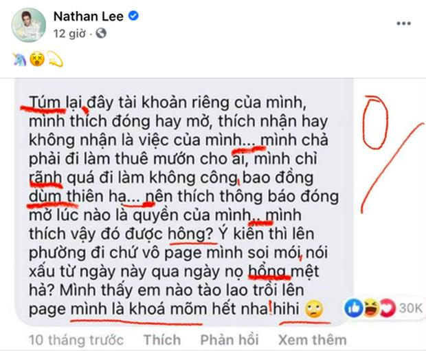 Hóa ra Nathan Lee xúc hit của Thủy Tiên lại là do SAO KÊ-3