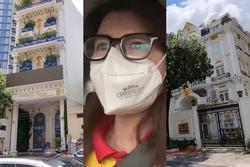 Trang Trần cưỡi xế hộp đi 'thăm nhà' nữ đại gia sinh năm 1971