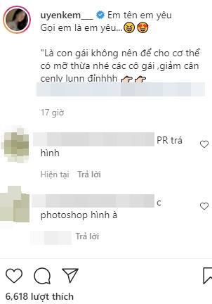 PR giảm cân, bạn gái cầu thủ Việt Nam bị soi điểm sai chí mạng-4
