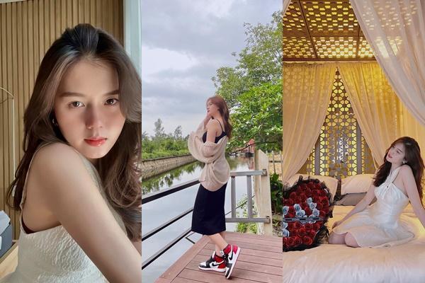 PR giảm cân, bạn gái cầu thủ Việt Nam bị soi điểm sai chí mạng-5