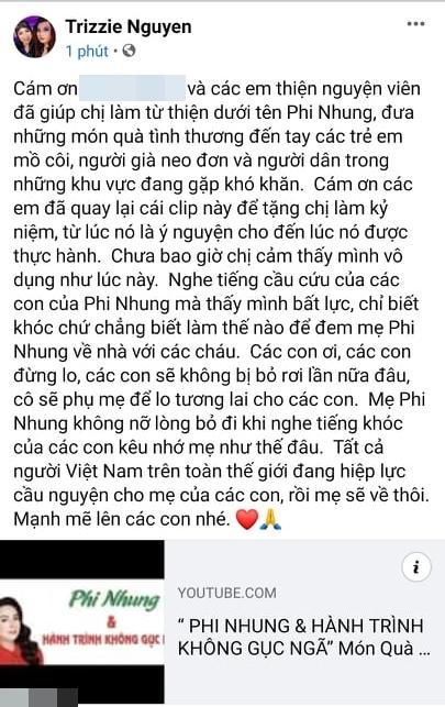 Vợ cũ Bằng Kiều hứa lo cho tương lai các con Phi Nhung-3
