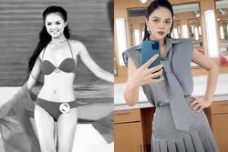 Thu Quỳnh gợi quá khứ 'dữ dội' thi Hoa hậu Việt Nam