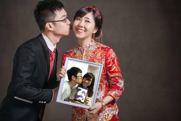 Cách giữ kỷ niệm không đụng hàng của cặp vợ chồng thập kỷ-4