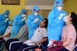 Thêm 9.472 ca COVID-19, 6.226 người khỏi bệnh, 236 ca tử vong