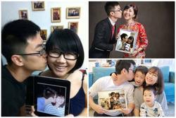 Cách giữ kỷ niệm 'không đụng hàng' của cặp vợ chồng thập kỷ