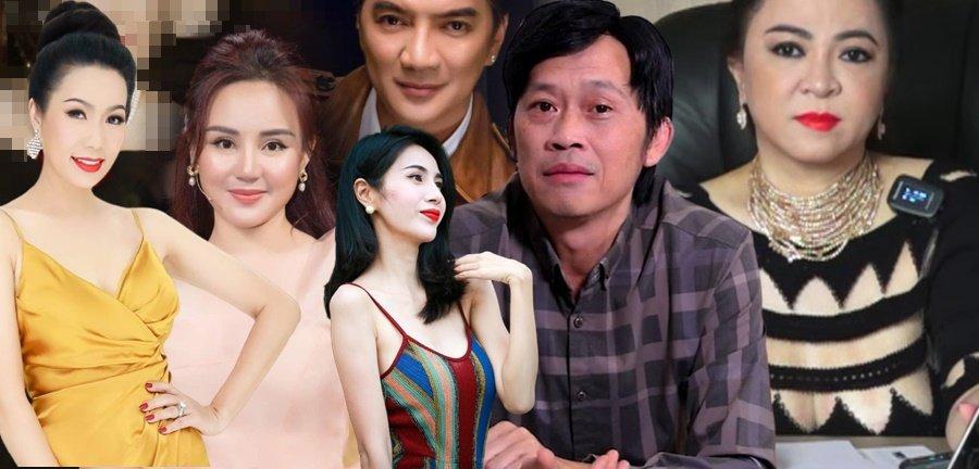 5 nghệ sĩ cùng nộp đơn tố cáo, bà Phương Hằng nói gì?-3