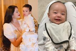 2 con trai của Phạm Hương