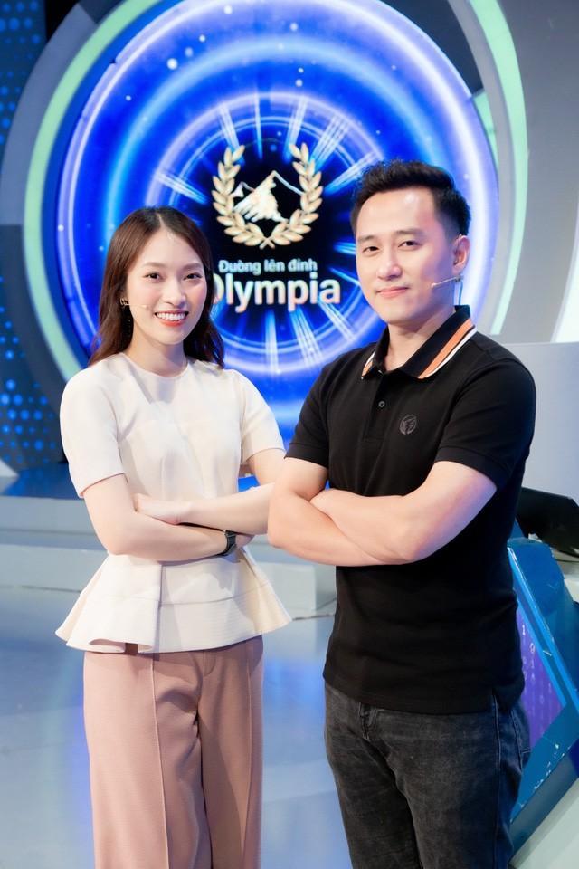 Chính thức: Khánh Vy là MC mới của Đường Lên Đỉnh Olympia-3
