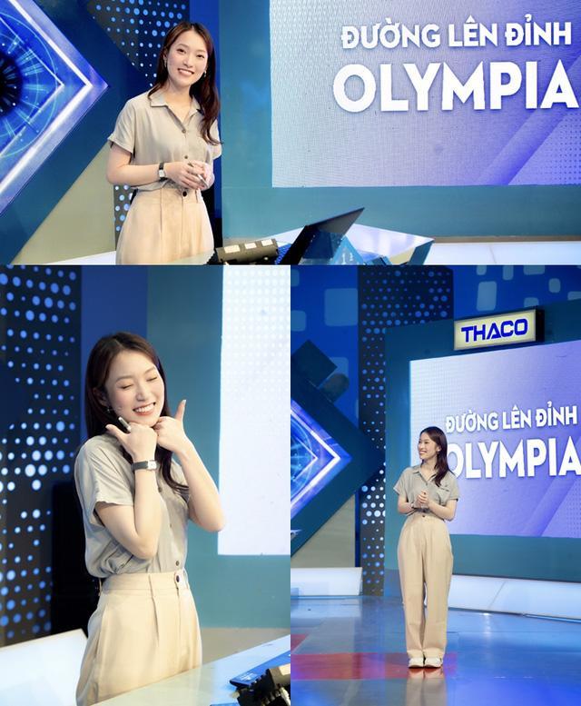 Chính thức: Khánh Vy là MC mới của Đường Lên Đỉnh Olympia-4