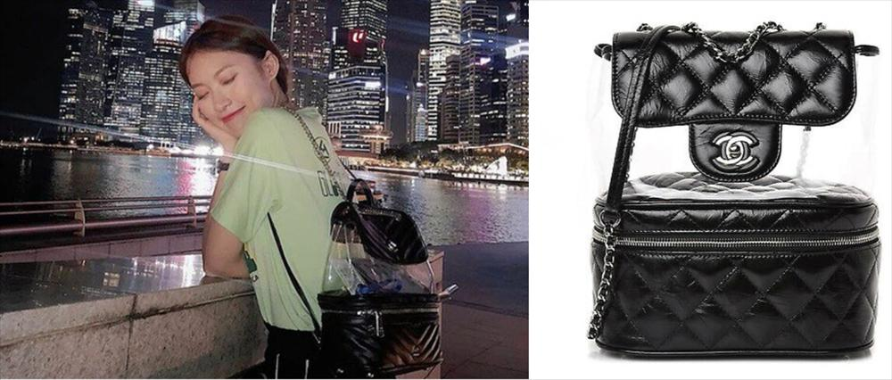 Tủ đồ Dior, Gucci,... bạc tỷ của MC mới Đường Lên Đỉnh Olympia-14