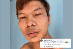 Bị chê xấu hơn vợ, Lộc 'Fuho' phản ứng gắt hút 11k like