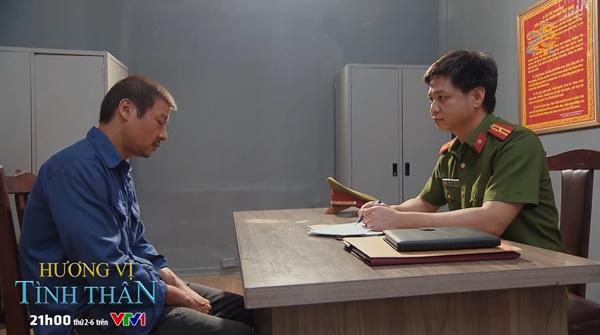 Hương Vị  Tình Thân tập 42: Nam nghi ngờ ông Sinh gây tội ác-4