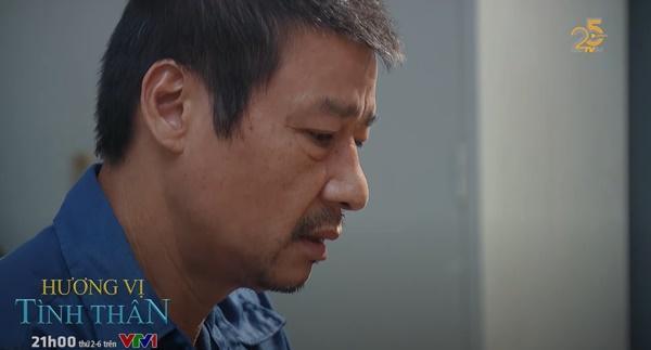 Hương Vị  Tình Thân tập 42: Nam nghi ngờ ông Sinh gây tội ác-5
