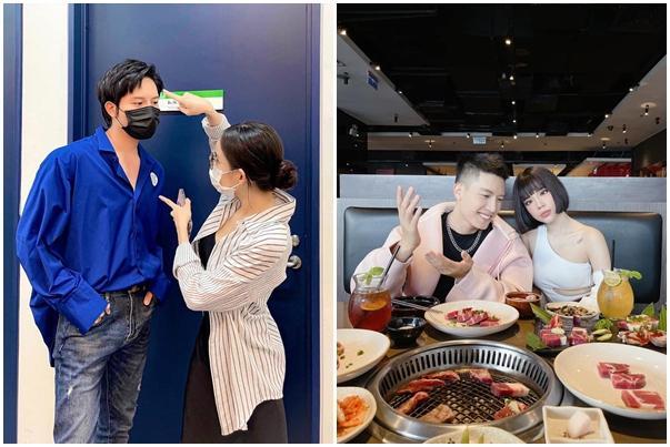 Hòa Minzy vô tình hé lộ chuyện Anh Tú sống chung với LyLy?-4