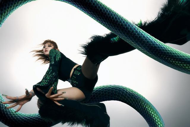 Tân binh khủng long aespa khác biệt trong teaser mini album đầu tay-7
