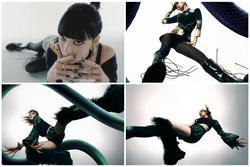 'Tân binh khủng long' aespa khác biệt trong teaser mini album đầu tay