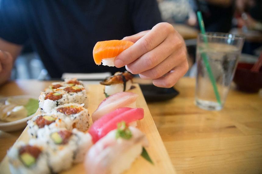 Cách ăn sushi chuẩn kiểu Nhật-1
