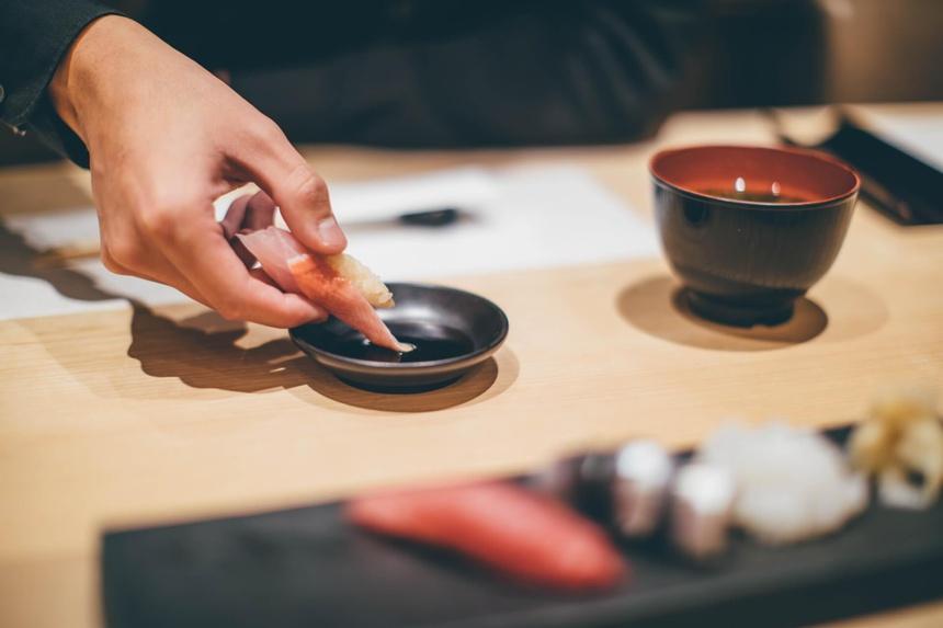 Cách ăn sushi chuẩn kiểu Nhật-3