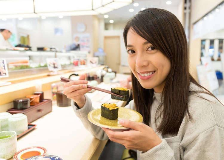 Cách ăn sushi chuẩn kiểu Nhật-4