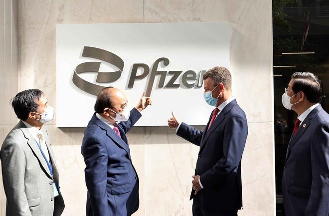 Pfizer sẽ cấp đủ 31 triệu liều vaccine cho Việt Nam năm 2021-1