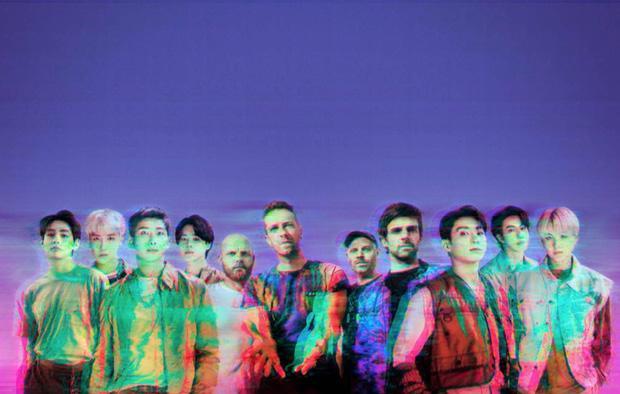 Coldplay và BTS tung bài collab, hay nhưng màu nhạc quá cũ-1