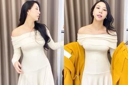 Livestream bán hàng, hot girl 'Người Ấy Là Ai' gây sốt body sau sinh