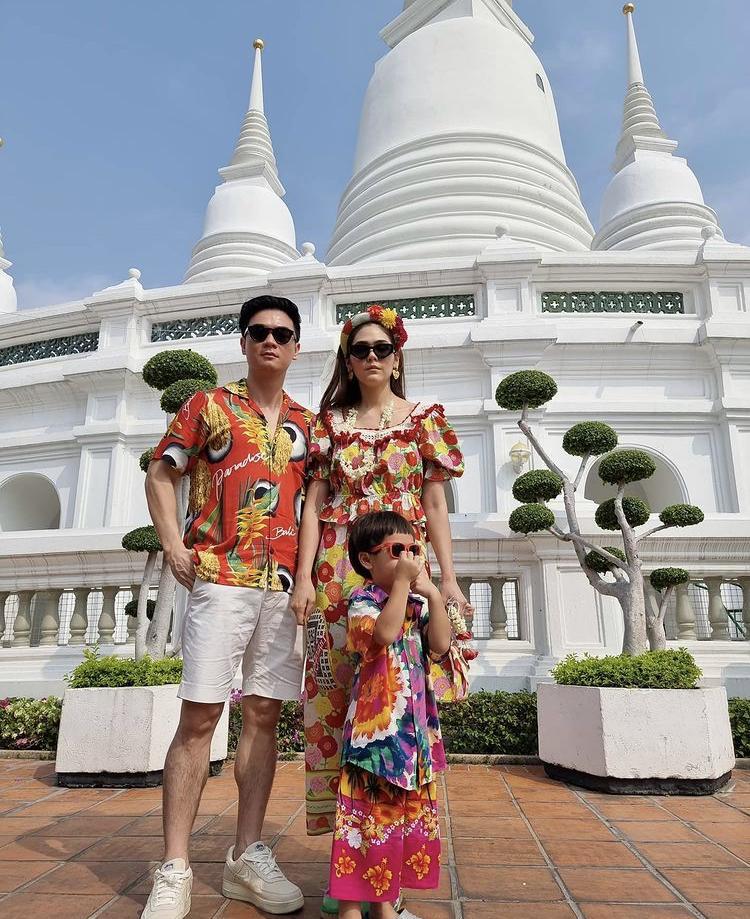 Mẹ 3 con Chompoo Araya xứng danh mỹ nhân đẹp nhất Thái Lan-9