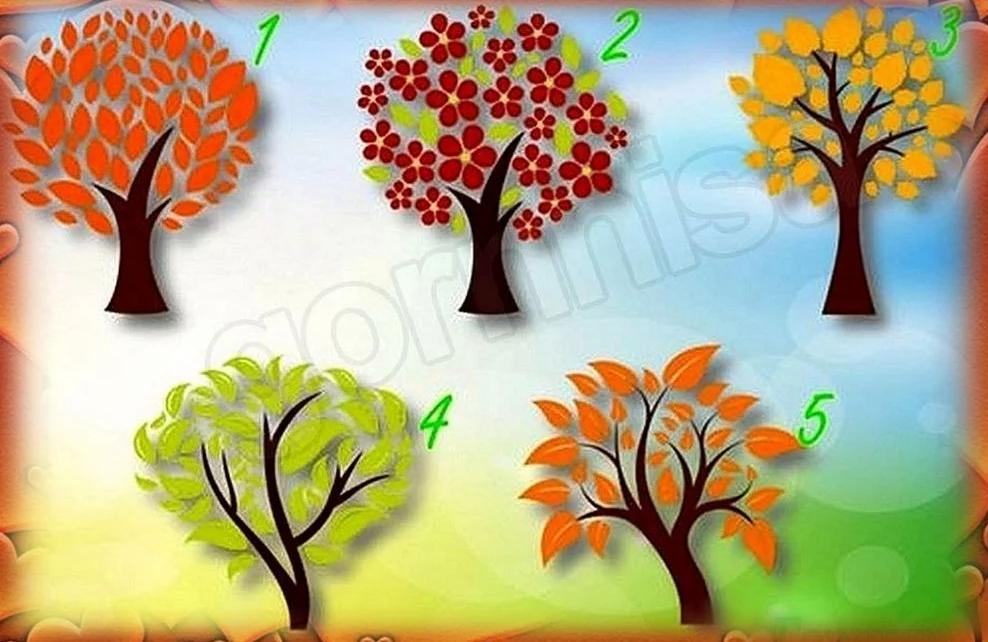 Chọn 1 cái cây, nó sẽ cho biết người bạn yêu trong tương lai là ai-1
